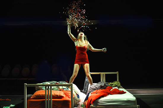 Tasha O'Brien, The Carousel, Treats Showcase